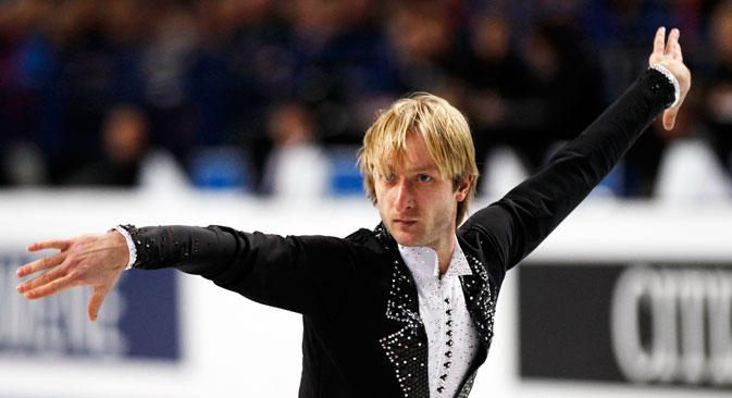 Evgenij Pljushchenko (Foto: Reuters)