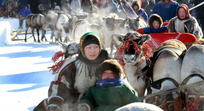 In viaggio con i popoli del Nord (Foto: Lori / Legion Media)
