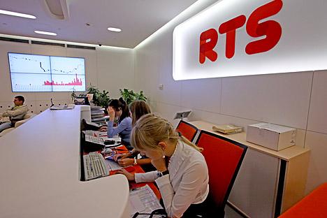 Dank Intervention der russischen Zentralbank bleibt der Rubel stabil. Foto: Olessja Kurpjajewa/Rossijskaja Gaseta