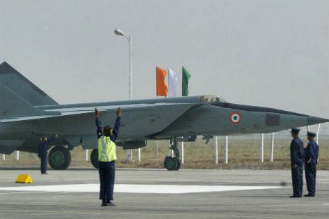 Il design della struttura del MiG-25 non era mai stato visto prima nel settore dell'aviazione da caccia (Foto: AP)