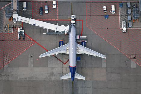 In Russia i low cost non superano il 20 per cento dei voli interni (Foto: Vostok Photo)