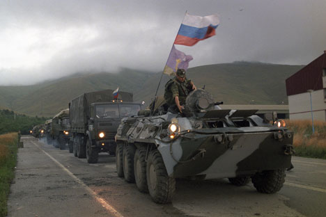 Il Parlamento della Crimea ha chiesto alla Russia se è disposta ad annettere ai suoi territori la Repubblica autonoma (Foto: Ria Novosti)