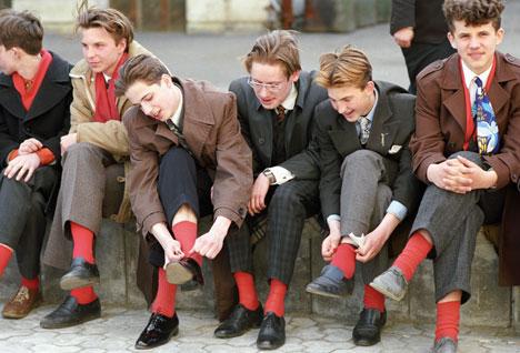 Giovani russi (Foto: Itar Tass)