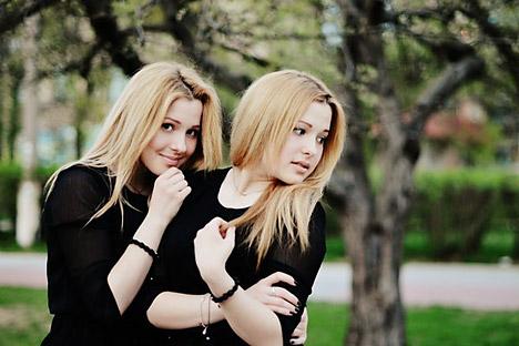 Le sorelle Tolmachev (Foto: Ufficio Stampa)