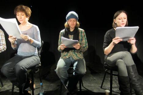Gli attori dello spettacolo (Foto: Ufficio Stampa)