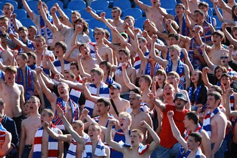 """Se la Crimea entrerà a far parte della Federazione, il passaggio delle squadre """"Tavriya"""" e """"Sevastopol"""" nel campionato di calcio russo sarà logico, ma non si escludono difficoltà (Foto: Ufficio Stampa)"""