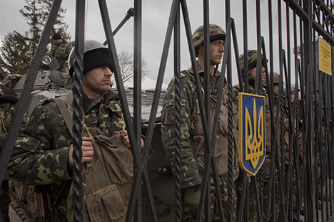 Uomini in divisa (Foto: Ricardo Marquina / Russia Oggi)