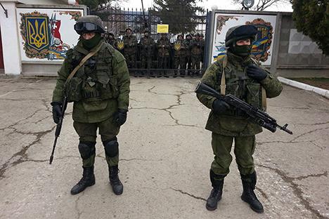 Su iniziativa del primo segretario del Comitato Centrale del PCUS Nikita Khrusciov, nel 1954 Sebastopoli con tutta la Crimea passò all'Ucraina (Foto: Ricardo Marquina)