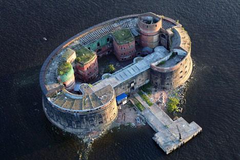 La Fortezza Alessandro I (Foto: masterok.livejournal.com)