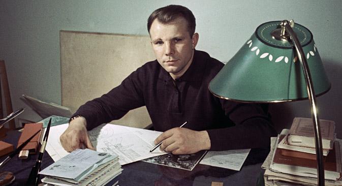 Yuri Gagarin (Foto: Aleksandr Mokletsov / Ria Novosti)