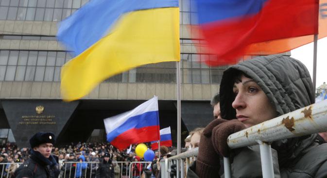 La Crimea si prepara a passare sotto la giurisdizione della Russia: valuta, carte di credito, passaporti e documenti saranno quindi sottoposti a dei mutamenti (Foto: Reuters)