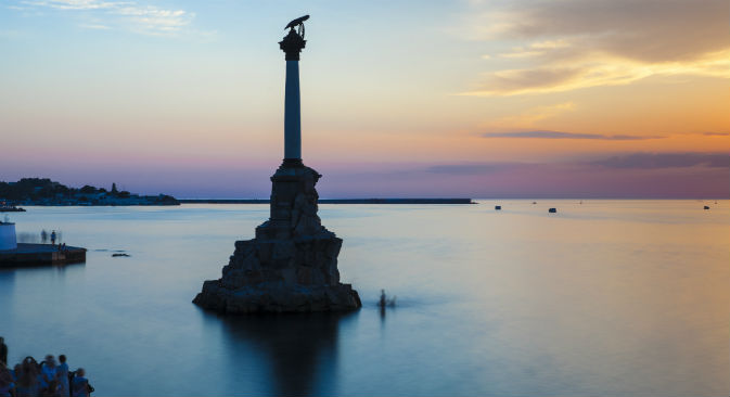 Sebastopoli è uno dei 100 siti inseriti nella lista del Patrimonio dell'Umanità dell'Unesco (Foto: Getty Images)