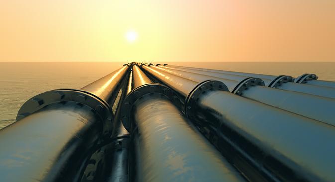 Secondo alcuni esperti, gli americani non saranno in grado per i prossimi anni di sostituire Gazprom come fornitore chiave di gas verso l'Europa (Foto: Shutterstock/Legion Media)