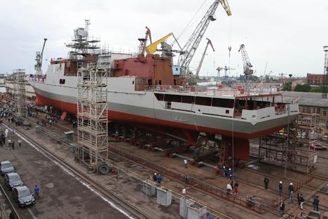 La Crimea sarà dotata di nuove infrastrutture militari (Foto: Igor Zarembo / RIA Novosti)