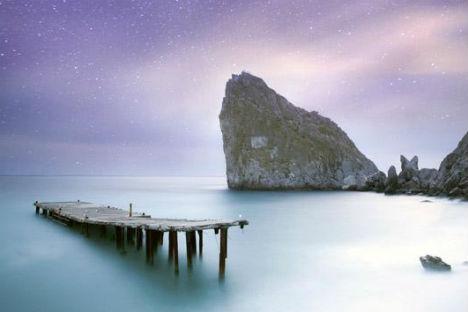 La Baia blu, sulla costa meridionale della Crimea (Foto: Lori / Legion Media)