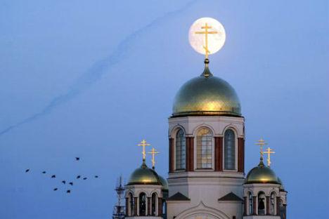 Scorcio di Ekaterinburg (Foto: Pavel Lisitsyn / Ria Novosti)