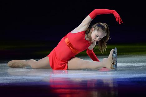 Yulia Lipnitskaya (Foto: Ria Novosti)