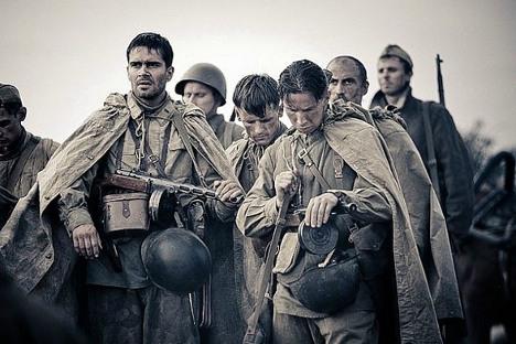 """Il film """"Stalingado"""", uscito nelle sale statunitensi e cinesi (Foto: Kinopoisk)"""