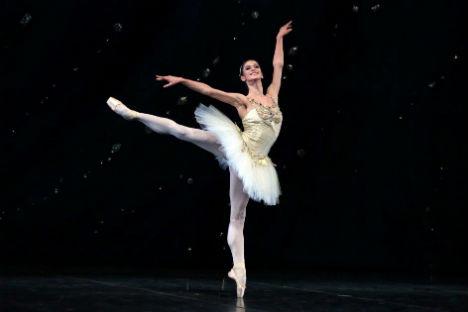 Polina Semionova (Foto: Brescia-Amisano / Teatro alla Scala / Ufficio Stampa)