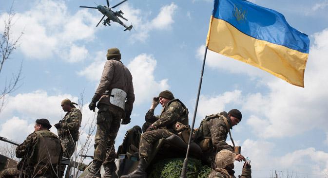 La questione ucraina, al centro dei colloqui tra Russia e Occidente (Foto: AP)