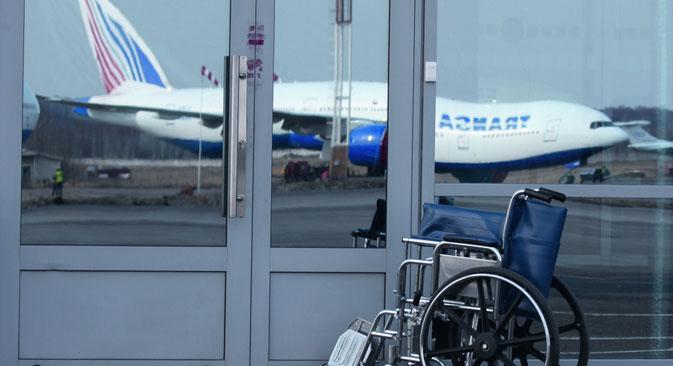 In Russia sarebbero quasi tre milioni le persone affette da disabilità (Foto: ufficio stampa)