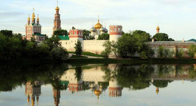Il convento di Novodevichiy (Foto: Lori / Legion Media)