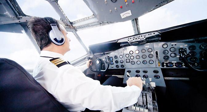 Nel corso dei prossimi cinque anni, le linee aeree russe potrebbero assumere un migliaio di lavoratori stranieri (Foto: Shutterstock)