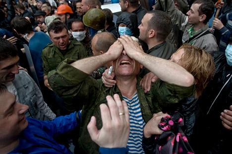 Non si placa la tensione in Ucraina: durante gli scontri sono morte diverse persone (Foto: AP)