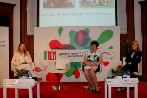 Incontri e convegni per le Giornate di Mosca a Milano (Foto: Chiara Merico)