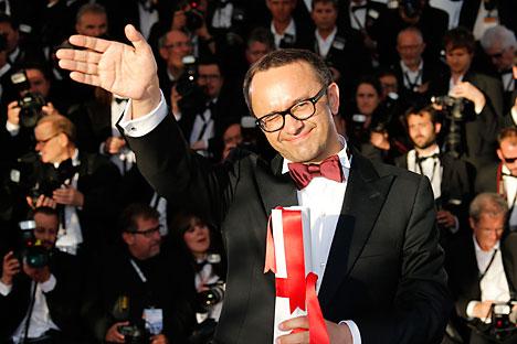 Il regista Andrei Zvyagintsev a Cannes (Foto: Reuters)