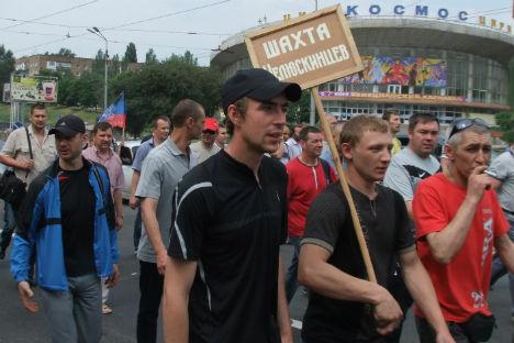 Gli abitanti della città dicono che si siano sentiti spari nei distretti Leninskij, Kalinin, Kirovskij e Krasnogvardejskij (Foto: Itar Tass)