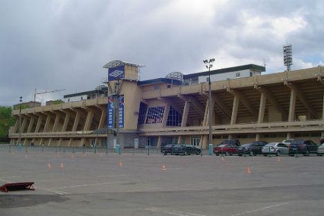 Lo stadio intitolato a Streltsov (Foto: A. Savin / Wikipedia)