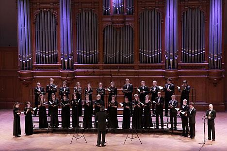 A Mosca si daranno appuntamento musicisti russi, ucraini, lituani, britannici e israeliani per il Concerto-Kaddish in onore del 70° anniversario della liberazione dei prigionieri del ghetto di Odessa (Foto: Ufficio Stampa)