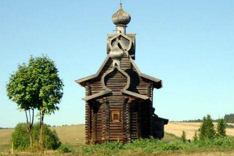 Il Museo etnografico e architettonico di Khokhlovka (Foto: Lori Images / Legion Media)