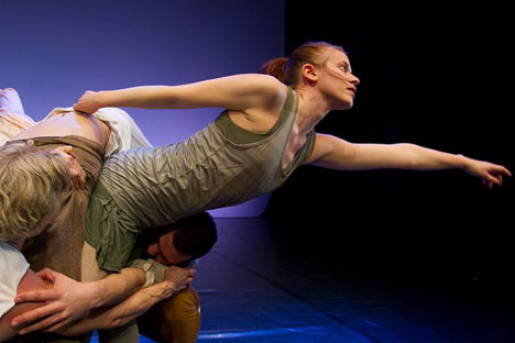 """Il festival è iniziato a San Pietroburgo con lo spettacolo """"The Memories of Life"""" (Foto: ufficio stampa / vk.com)"""