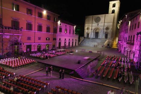 Spazio alla Russia nella nuova edizione del festival di Todi che si svolgerà a fine agosto nella cittadina in provincia di Perugia (Foto: www.todifestival.it)