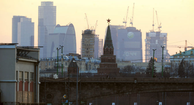 La situazione economica attuale e il perdurare della crisi ucraina potrebbero provocare un indebolimento del rublo e un aumento dell'inflazione (Foto: Kommersant)