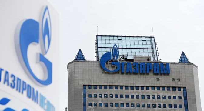 Secondo gli esperti, Gazprom è diventata la prima azienda per l'EBITDA grazie alle forniture di gas verso l'Europa (Foto: Alexei Kudenko / RIA Novosti)