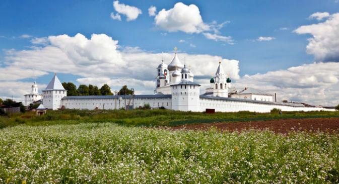 Il monastero Nikitskij (Foto: Lori / Legion Media)