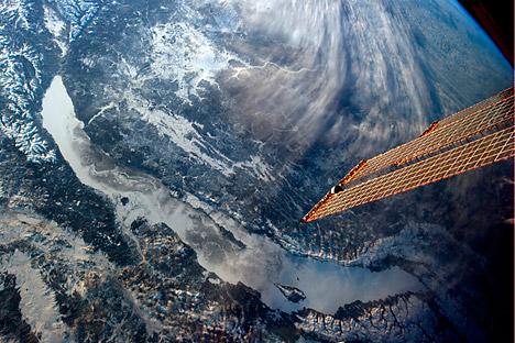 Lo spazio, terreno comune per nuove collaborazioni scientifiche tra Russia e Italia (Foto: Reuters)