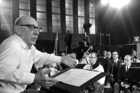 Igor Stravinskij (Foto: AFP/East News)