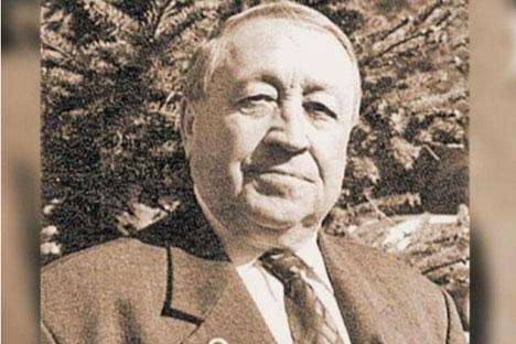 Sergei Maslov (Foto d'archivio)