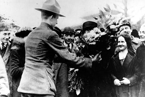 O último dia da guerra Foto: AP