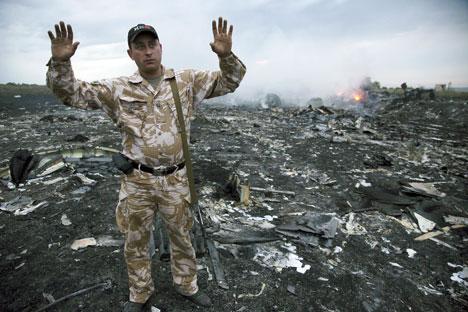 Nell'incidente sono morte quasi trecento persone, fra cui 80 bambini (Foto: AP)
