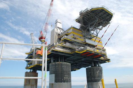 Nei prossimi due anni, Gazprom ridurrà il prezzo del gas (Foto: Itar Tass)