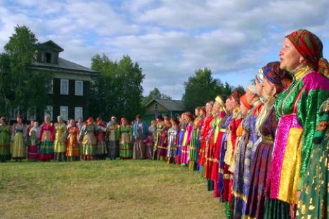 Spesso ai villaggi nascosti sono legati riti e celebrazioni tradizionali che affondano le loro radici nel passato remoto (Foto: culturerknarodu.ru)