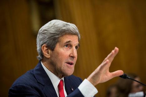 Il segretario di Stato americano John Kery (Foto: Getty Images\Fotobank)