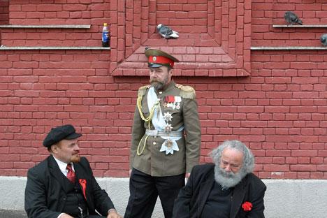 Sono molte le persone che negli anni hanno cercato di dimostrare un legame con la famiglia imperiale russa, sterminata nel luglio 1918 a Ekaterinburg (Foto: Ria Novosti)