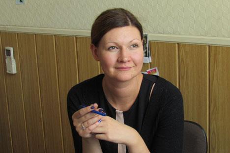 Victoria Belyaeva (Foto: Darya Kezina)