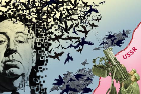 L'illustrazione è di Tatiana Perelygina